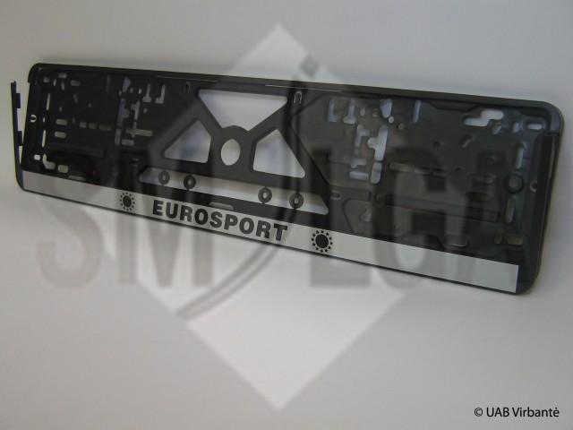 Eurosport sidabrinis fonas R1-6-11