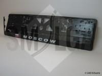 Moscow juodas fonas